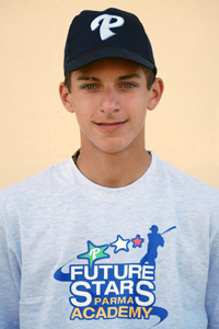 Academy baseball camp for Leonardo mantovani